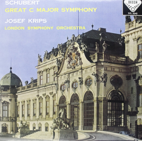 Josef / London Symphony Orchestra Krips - Symphony 9