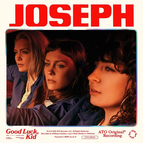 Joseph - Good Luck, Kid Clear