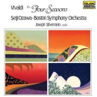 Joseph Silverstein/boston Symphony/seiji Ozawa - Vivaldi: Four Seasons