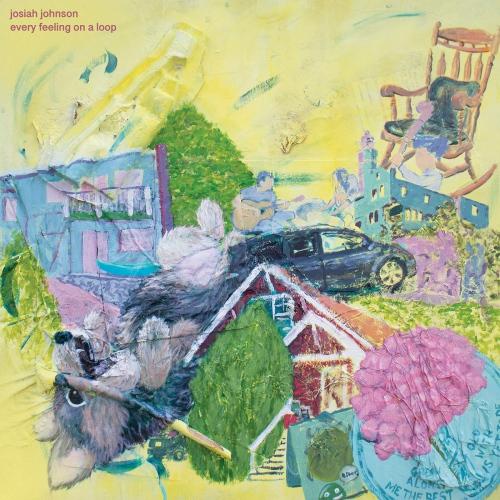 Josiah Johnson -Every Feeling On A Loop