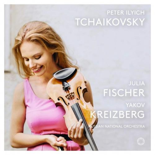 Julia Fischer; Russian National Orchestra -Tchaikovsky