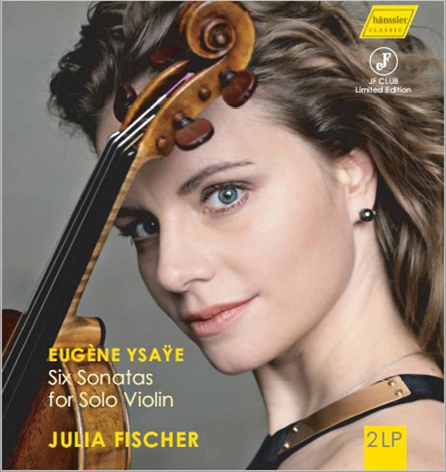 Julia Fischer - Six Sonatas For Solo Violin 27