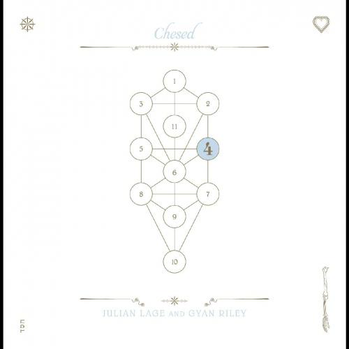 Julian Lage And Gyan Riley - The Book Beri'ah Vol 4-Chesed
