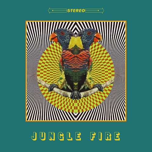 Jungle Fire - Jungle Fire