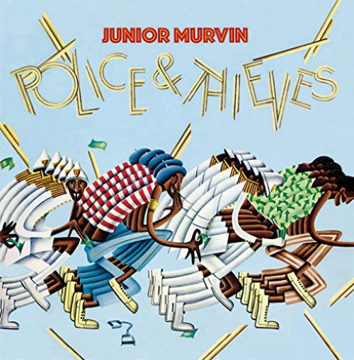 Junior Murvin - Police & Thieves Opaque