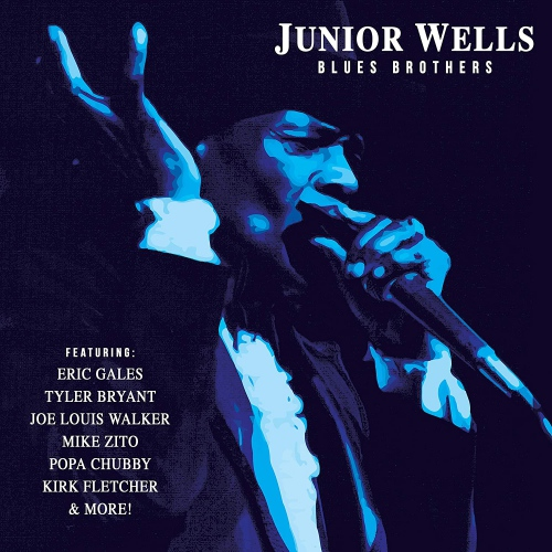 Junior Wells -Blues Brothers