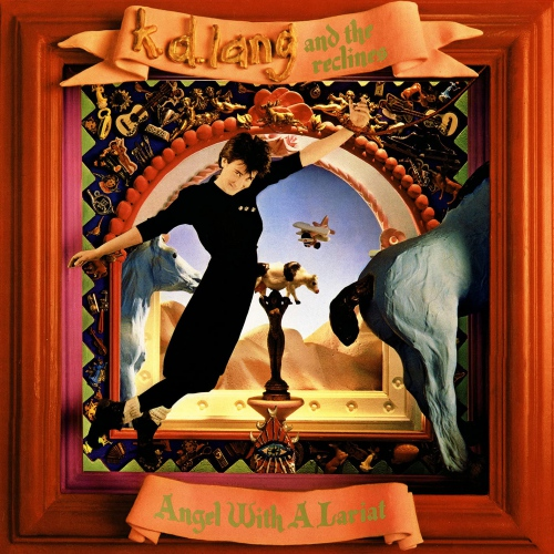 K. D. Lang - Angel With A Lariat
