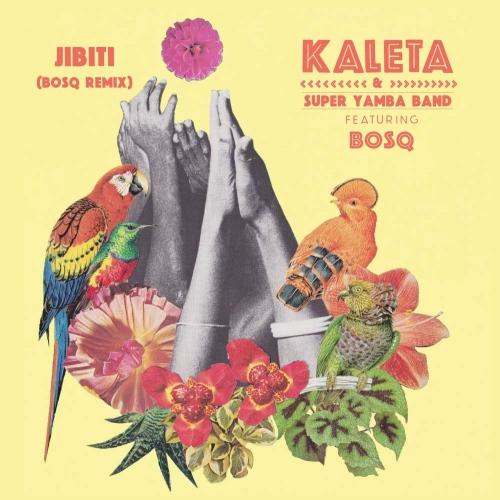 Kaleta  &  Super Yamba Band -Jibiti