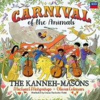 Kanneh-Masons  / Michael Morpurgo / Olivia Colman -Carnival