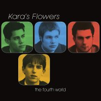 Kara's Flowers -Fourth World [Limited Blue Marble Colored Vinyl]