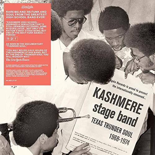 Kashmere Stage Band - Texas Thunder Soul 1968-1974