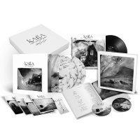 Katla - Allt Thetta Helvitis Myrkur (White/Black marble vinyl)