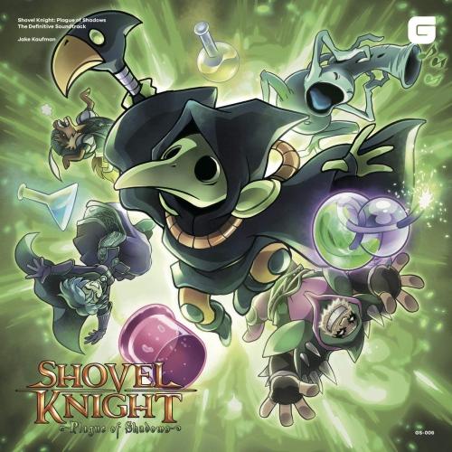 Kaufman,jake - Shovel Knight - Plague Of Shadows: The Definitive