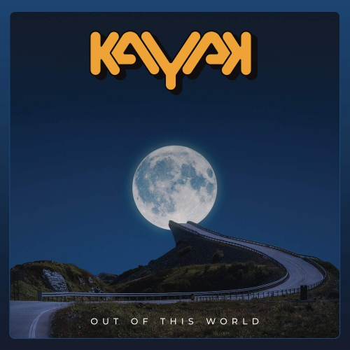 Kayak -Out Of This World