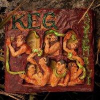 Keg - Assembly (Orange vinyl)