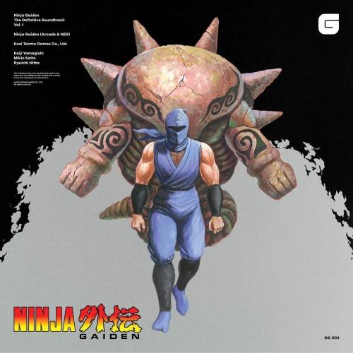 Keiji Yamagashi / Ryuichi Nitta -Ninja Gaiden - The Definitive Soundtrack - Vol. 1
