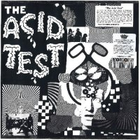 Ken Kesey - The Acid Test (Yellow vinyl)