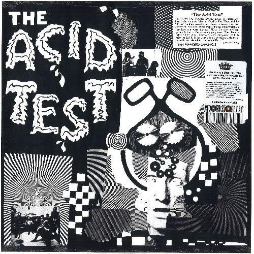 Ken Kesey - The Acid Test (Yellow vinyl)