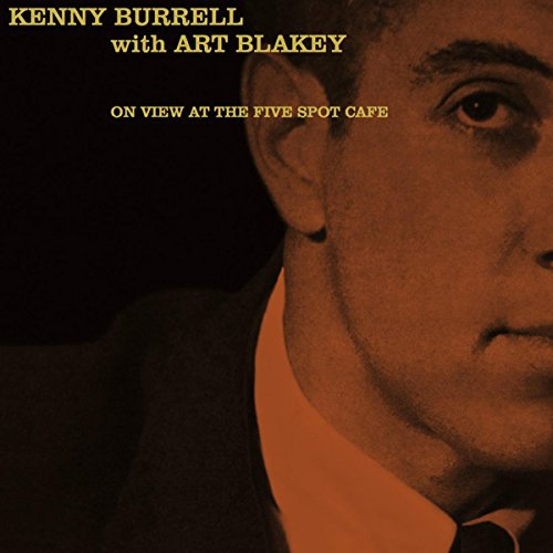 Kenny & Blakey, Art Burrell - At The Five Spot Cafe