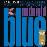 Kenny Burrell -Midnight Blue