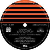 Kenny Cox -Lost My Love