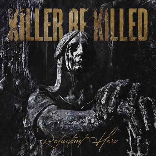 Killer Be Killed -Reluctant Hero (Clear w / black & white splatter)