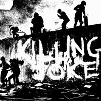 Killing Joke -Killing Joke (Clear & black split)