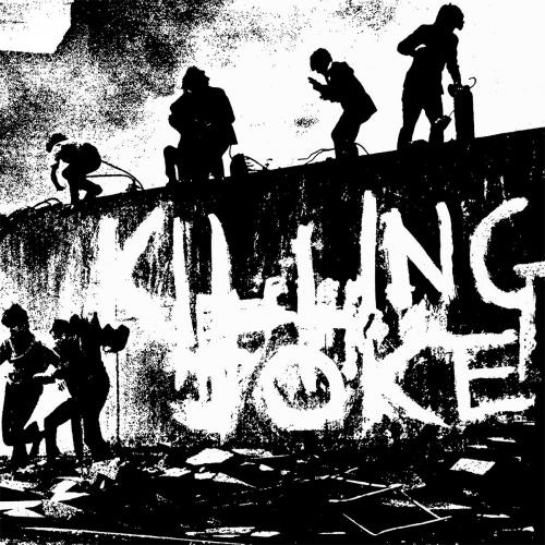 Killing Joke -Killing Joke (Clear & black split)
