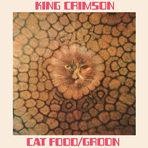 King Crimson - Cat Food