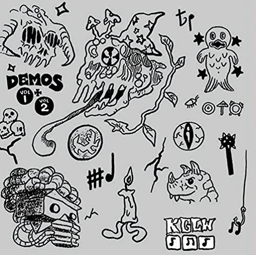 King Gizzard And The Lizard Wizard -Demos Vols. 1 & 2