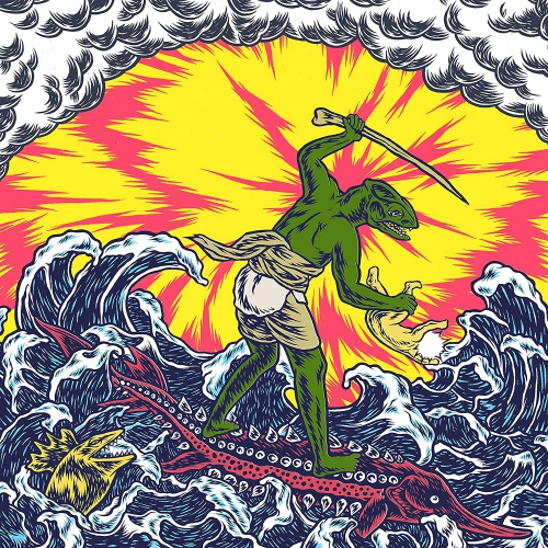 King Gizzard And The Lizard Wizard -Teenage Gizzard