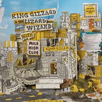 King Gizzard  &  The Lizard Wizard - Sketches Of Brunswick East