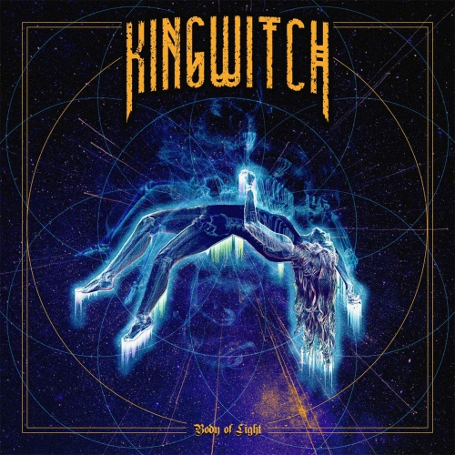 King Witch -Body Of Light