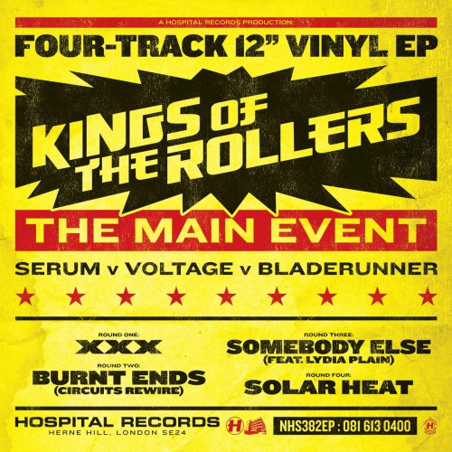 Kings Of The Rollers - The Main Event
