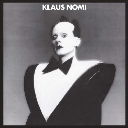 "Klaus Nomi - Klaus Nomi Limited Black & White ""cabaret Smoke"" Edition"