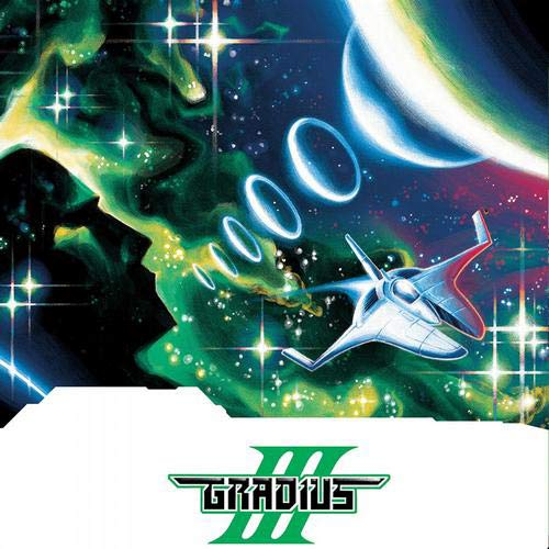 Konami Kukeiha Club - Gradius Iii Original Soundtrack