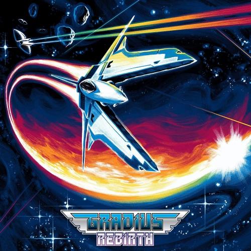 Konami Kukeiha Club -Gradius: Rebirth