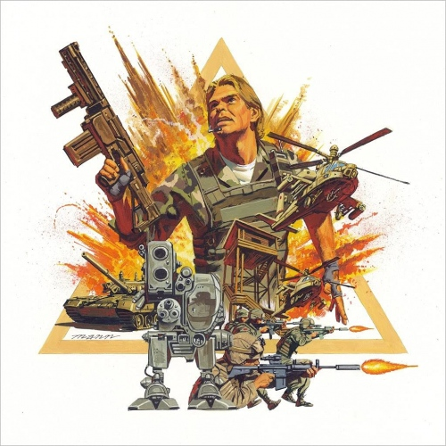 Konami Kukeiha Club - Metal Gear - Original Msx2 Video Game Soundtrack