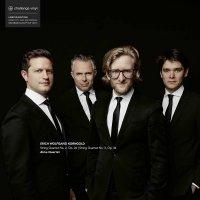Korngold  /  Alma Quartet - String Quartets 2 & 3