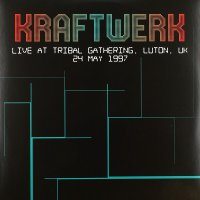 Kraftwerk - Live At Tribal Gathering, Luton, Uk 24 May 1997