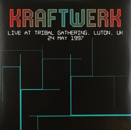 Kraftwerk - Live At Tribal Gathering, Luton, Uk 24 May 1997