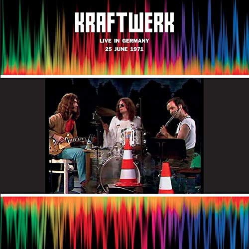 Kraftwerk - Live In Germany 25 June 1971