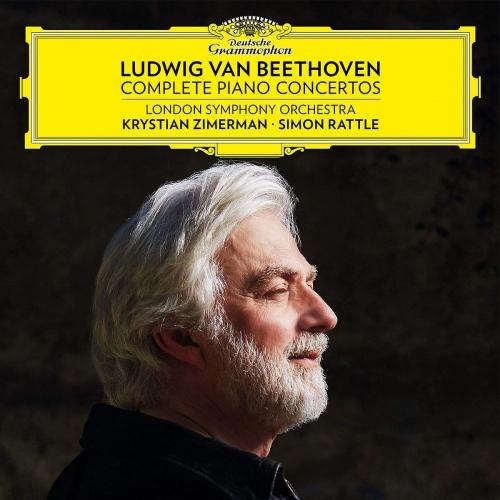 Krystian Zimerman / Simon Rattle / London Symphony Orc - Beethoven: Complete Piano Concertos