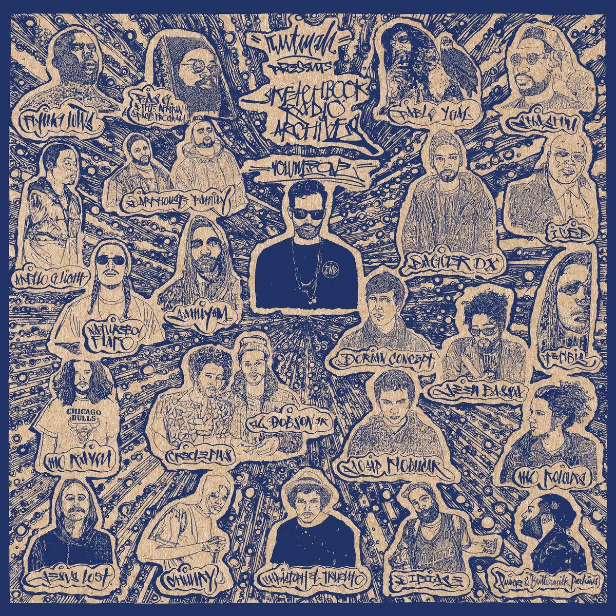 Kutmah Presents - Sketchbook Radio Archives Vol. 1
