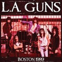 L.a. Guns - Boston 1989