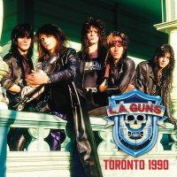 L.a. Guns -Toronto 1990