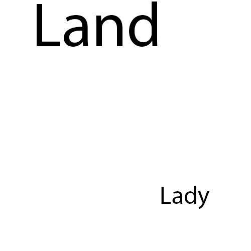 Lady - Land