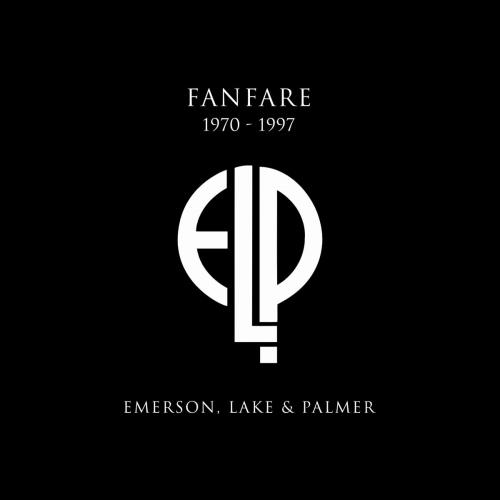 Lake Emerson &  Palmer -Fanfare: The Emerson, Lake & Palmer Box