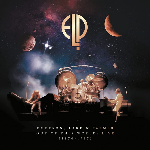 Lake Emerson &  Palmer - Out Of This World: Live