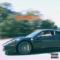 Larry June -Orange Print